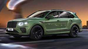 Bentley Bentayga Depreciation
