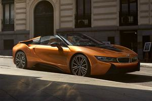 BMW i8 Depreciation