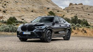BMW X6 M Depreciation