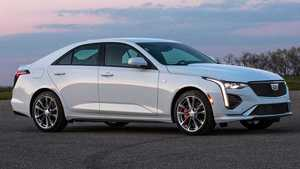 Cadillac CT4 Depreciation