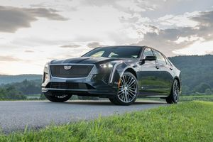 Cadillac CT6 Depreciation