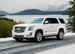 Cadillac Escalade Depreciation