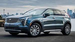Cadillac XT4 Depreciation