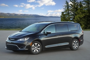 Chrysler Pacifica Depreciation