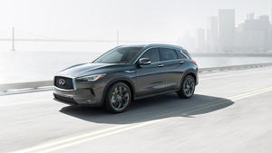 INFINITI QX50 Depreciation