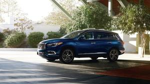 INFINITI QX60 Depreciation