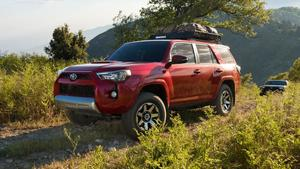 Toyota 4Runner Depreciation