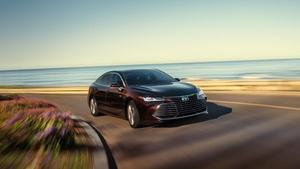 Toyota Avalon Depreciation