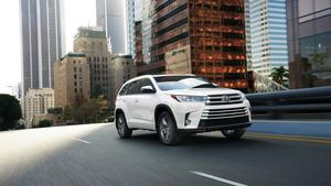 Toyota Highlander Hybrid Depreciation