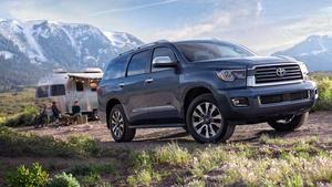 Toyota Sequoia Depreciation