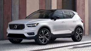 Volvo XC40 Depreciation