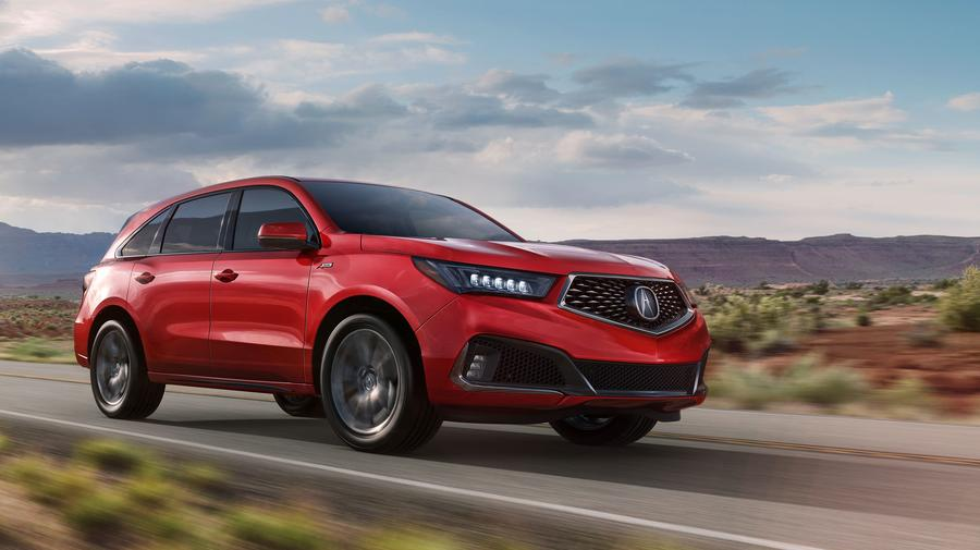 Acura MDX Costs
