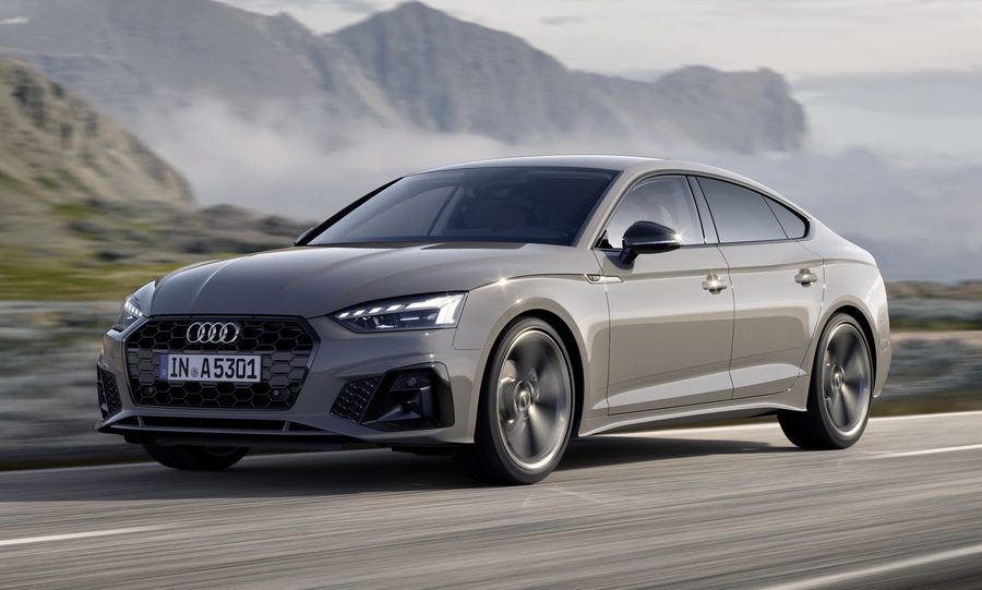 Our Favorite Audi A5 Sportback Photo