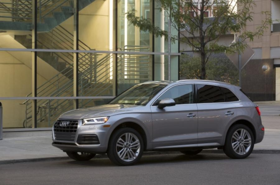 Our Favorite Audi Q5 Photo