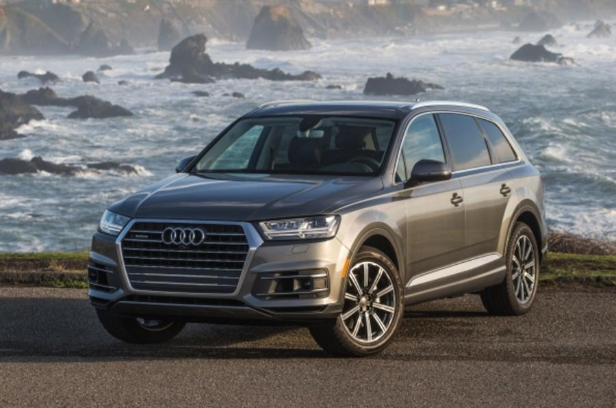 Our Favorite Audi Q7 Photo