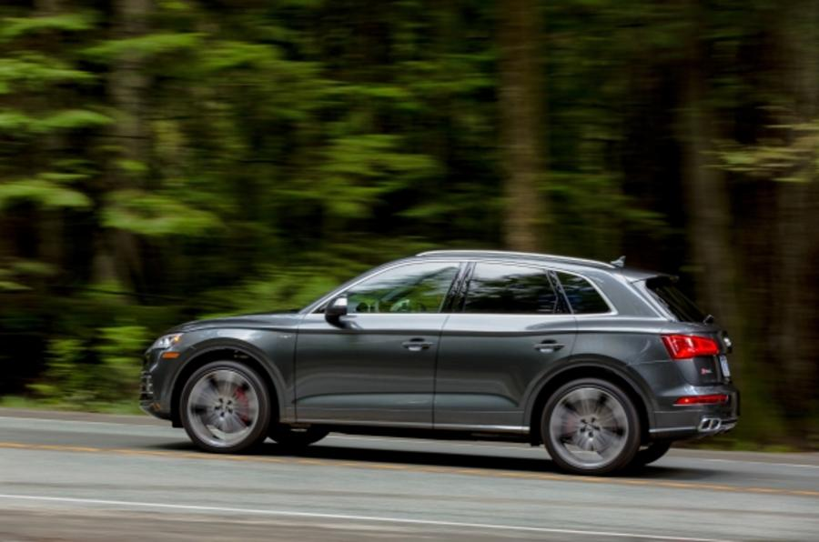 Audi SQ5 Costs