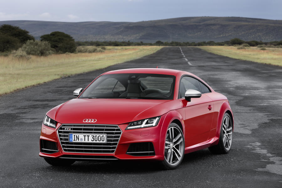 Our Favorite Audi TTS Photo