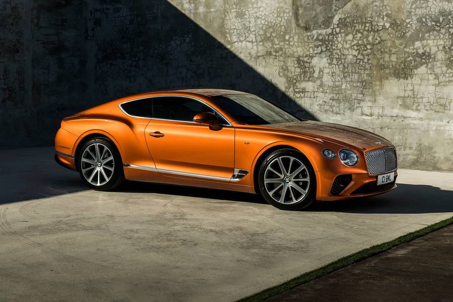Our Favorite Bentley Continental GT Photo