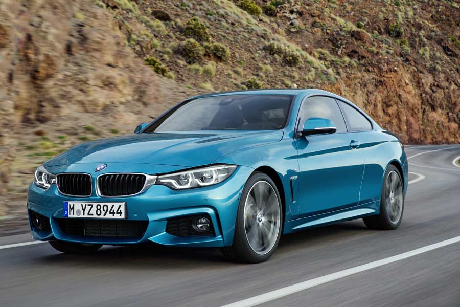 Our Favorite BMW 4 Series Photo