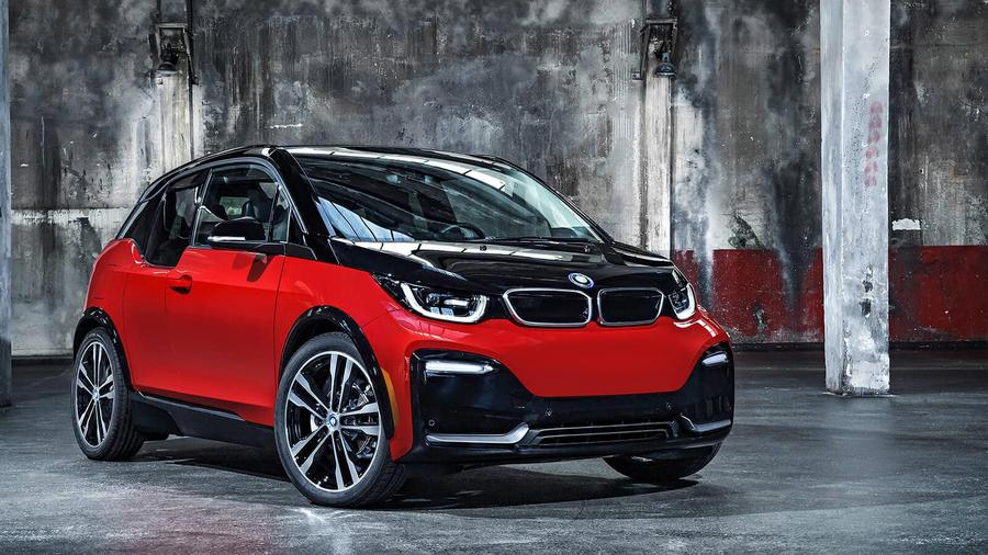 Our Favorite BMW i3 Photo