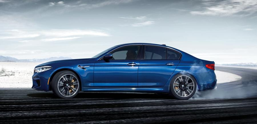 Our Favorite BMW M5 Photo