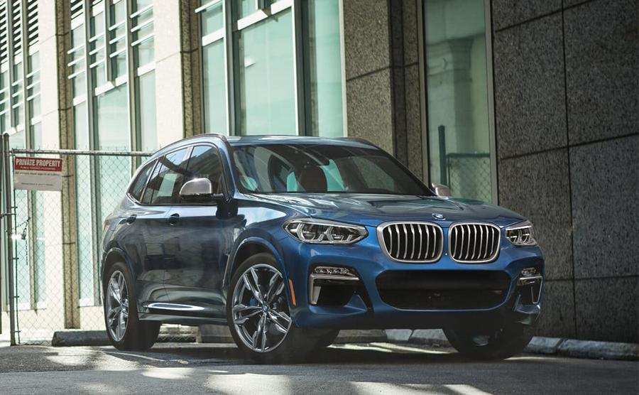 Our Favorite BMW X3 Photo