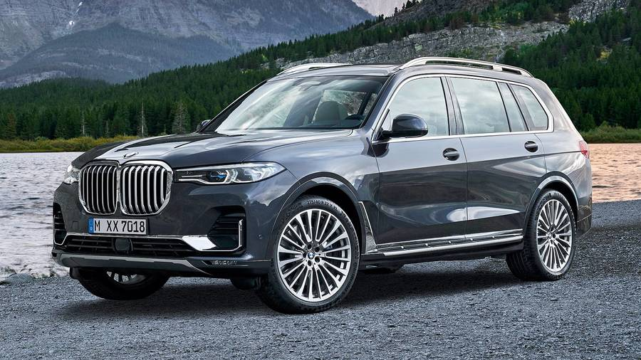 Our Favorite BMW X7 Photo