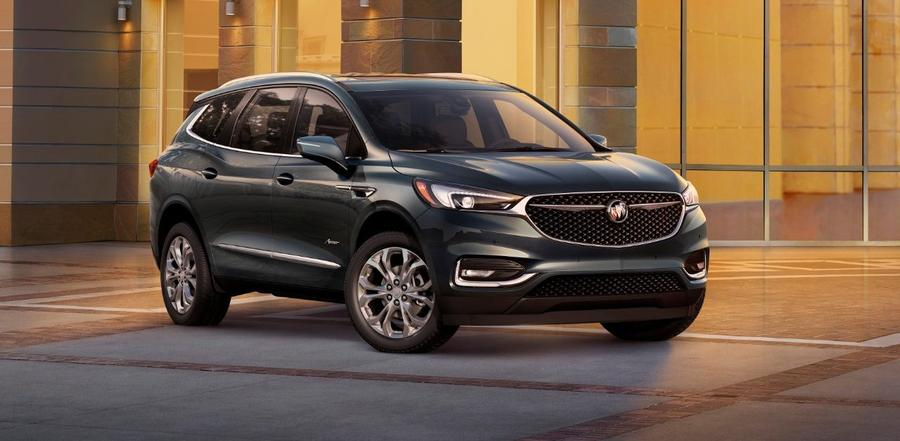 Buick Enclave Costs of Ownership