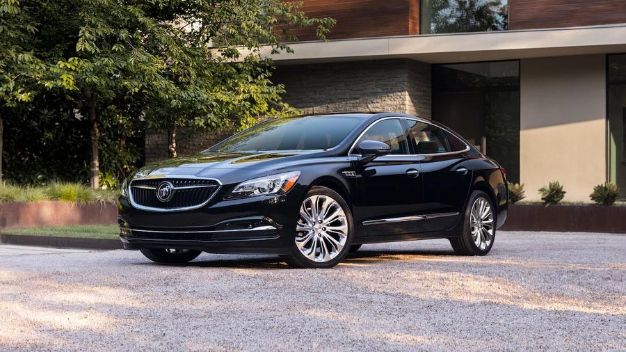 Our Favorite Buick LaCrosse Photo
