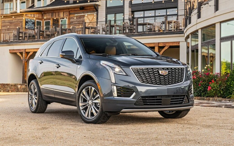 Cadillac XT5 Costs of Ownership