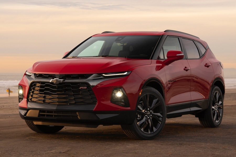 Chevrolet Blazer Costs of Ownership
