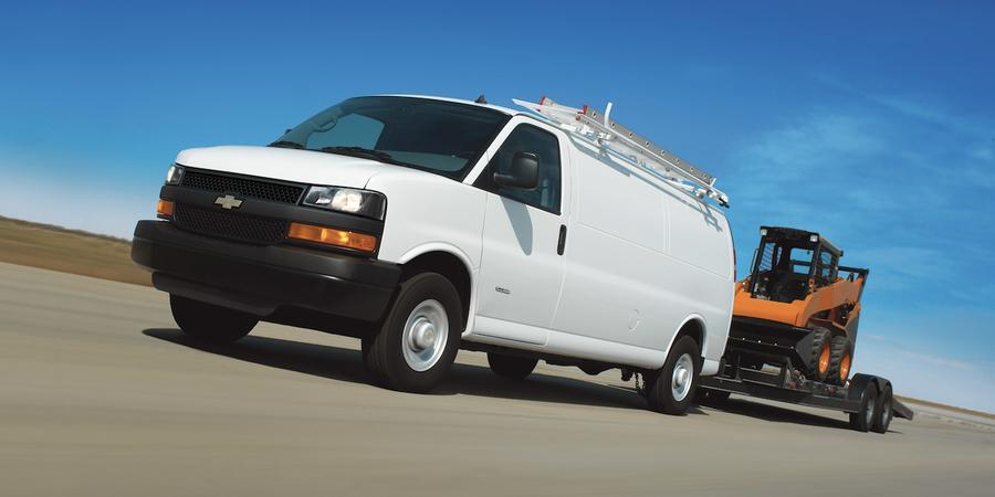 Our Favorite Chevrolet Express Photo