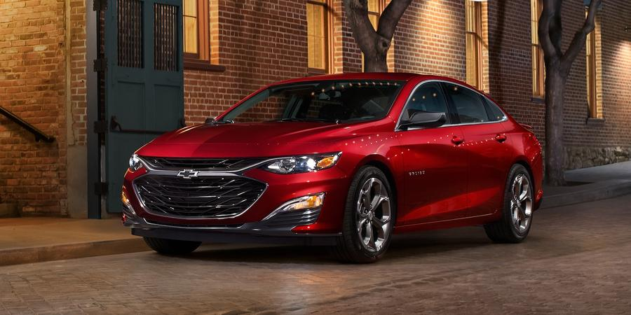 Chevrolet Malibu Costs of Ownership