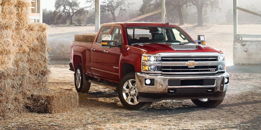 Our Favorite Chevrolet Silverado 2500HD Photo