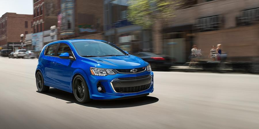 Our Favorite Chevrolet Sonic Photo