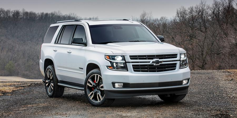 Our Favorite Chevrolet Tahoe Photo