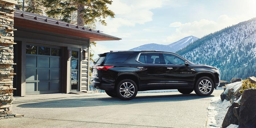 Our Favorite Chevrolet Traverse Photo