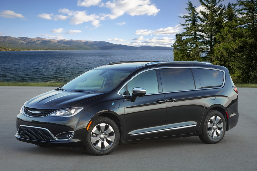 Chrysler Pacifica Costs