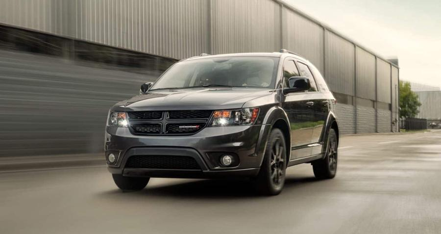 Our Favorite Dodge Journey Photo