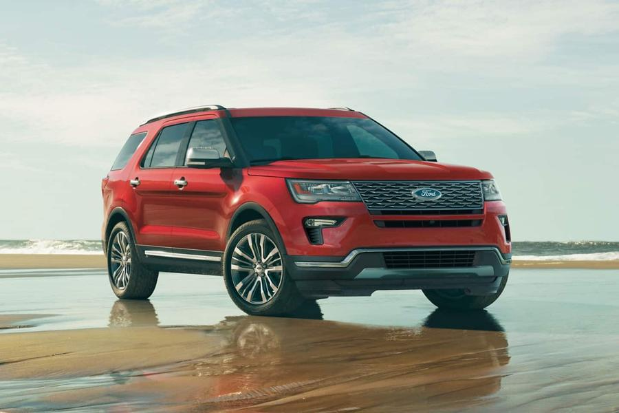 Our Favorite Ford Explorer Photo