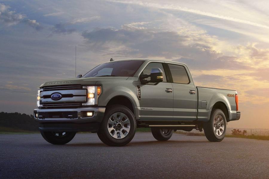 Ford F-250 Super Duty Costs of Ownership