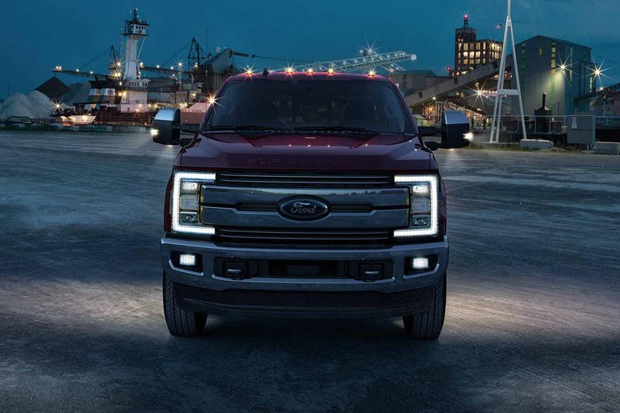 Our Favorite Ford F-350 Super Duty Photo