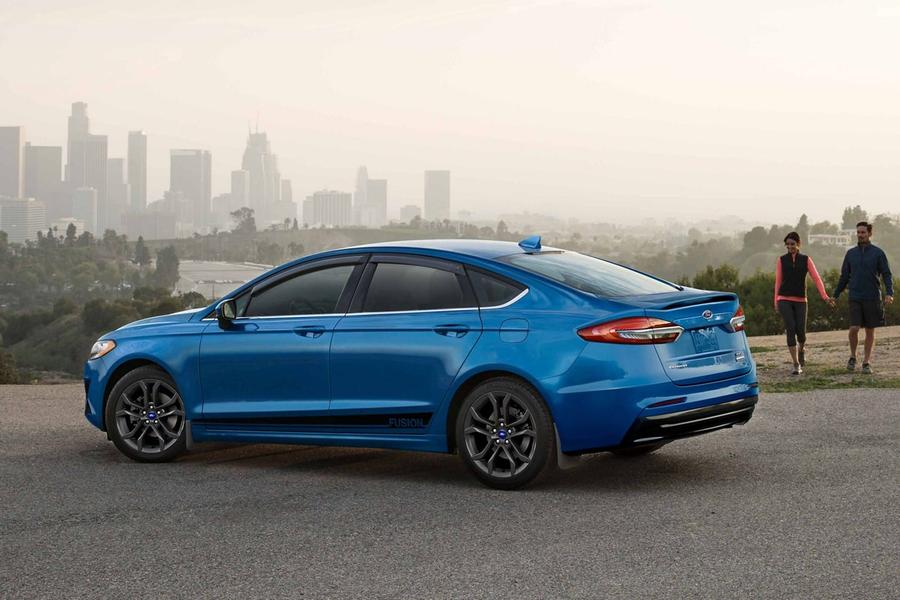Our Favorite Ford Fusion Hybrid Photo