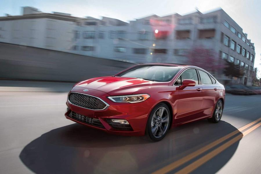 Ford Fusion Costs of Ownership