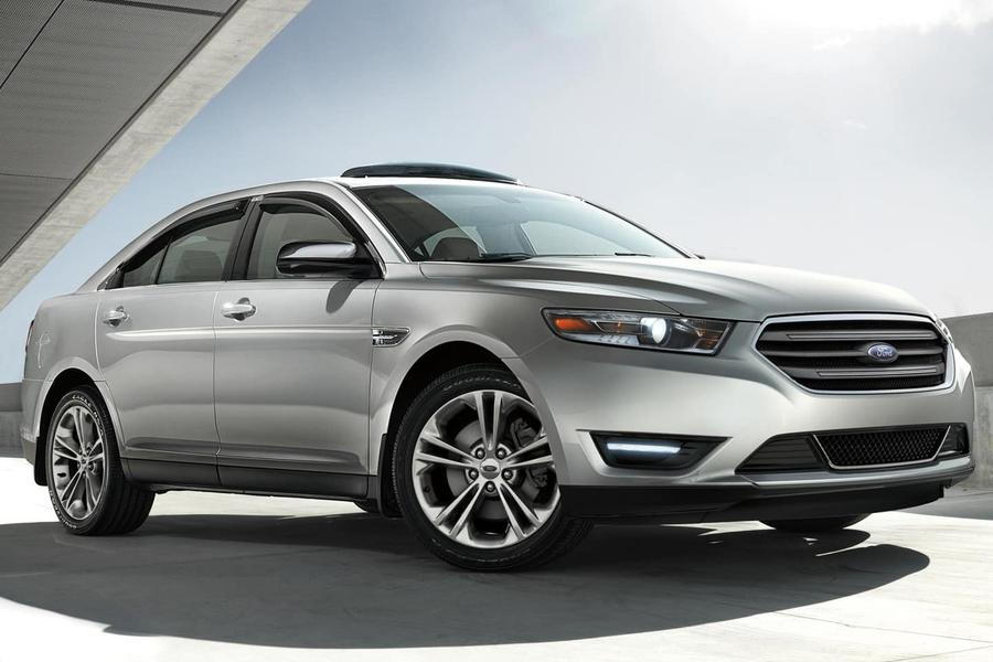 Our Favorite Ford Taurus Photo