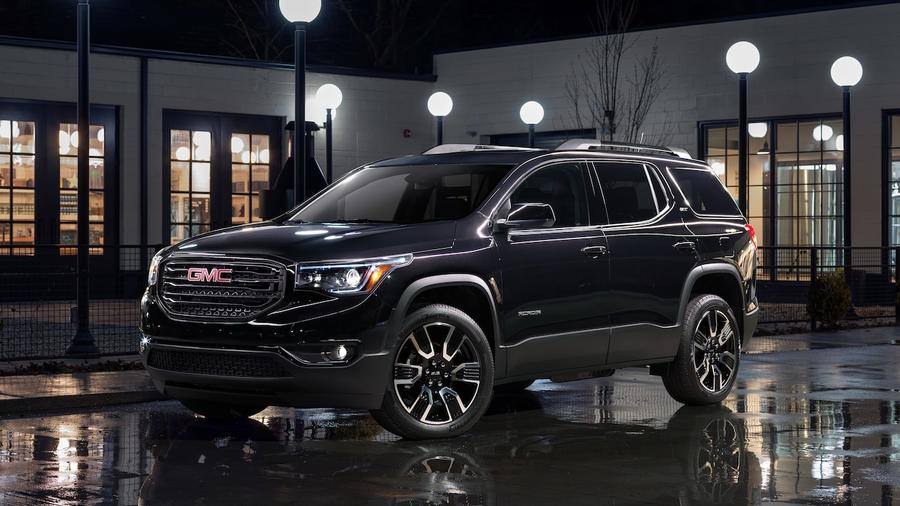 GMC Acadia Costs of Ownership