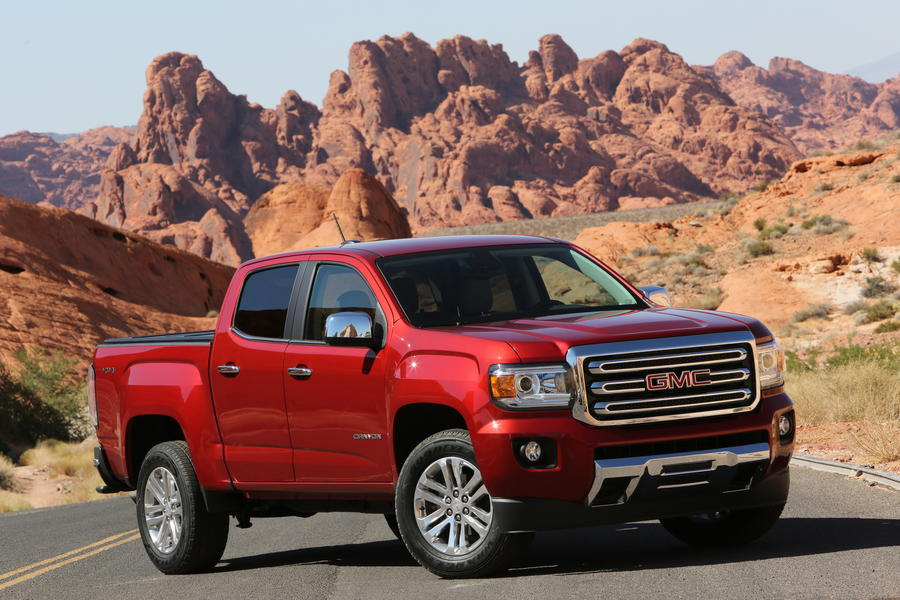 GMC Canyon Costs