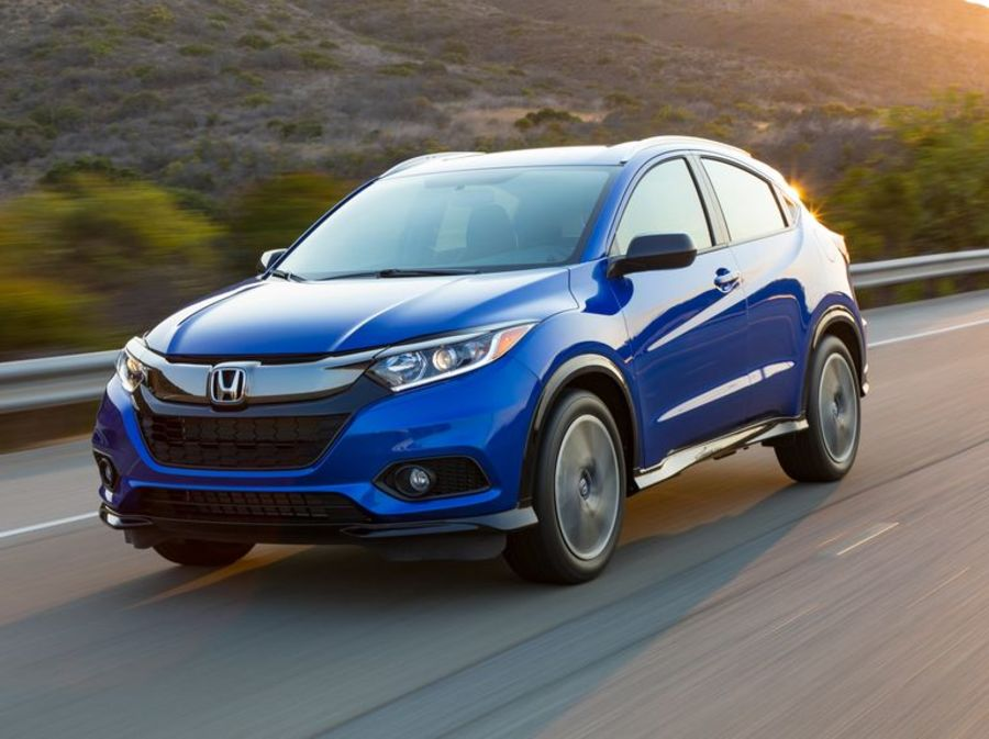 Honda HR-V Costs of Ownership