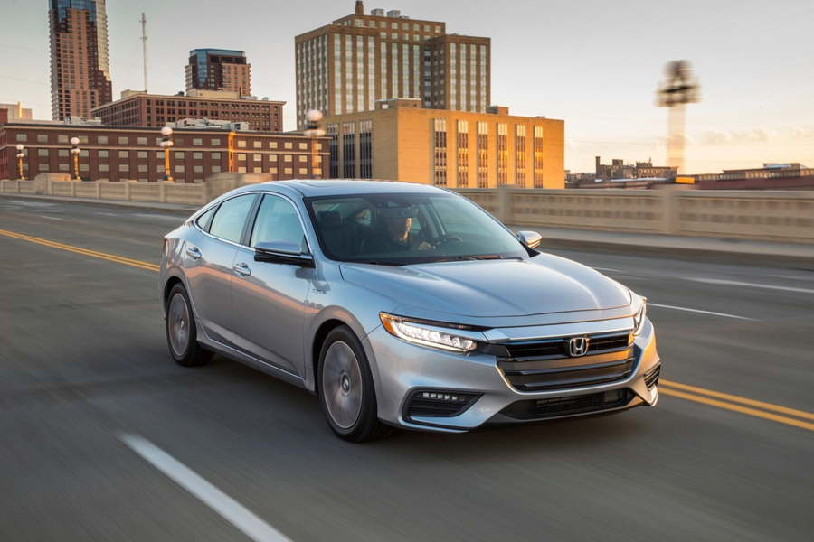 Honda Insight Costs of Ownership