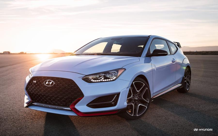 Our Favorite Hyundai Veloster Photo
